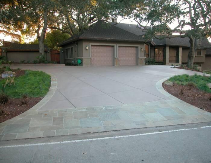 Solid Colour Concrete Stain