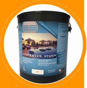 Endura Cool Stain Concrete Colour