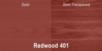 Redwood Decking Stain