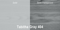 Tabitha Gray Decking Stain
